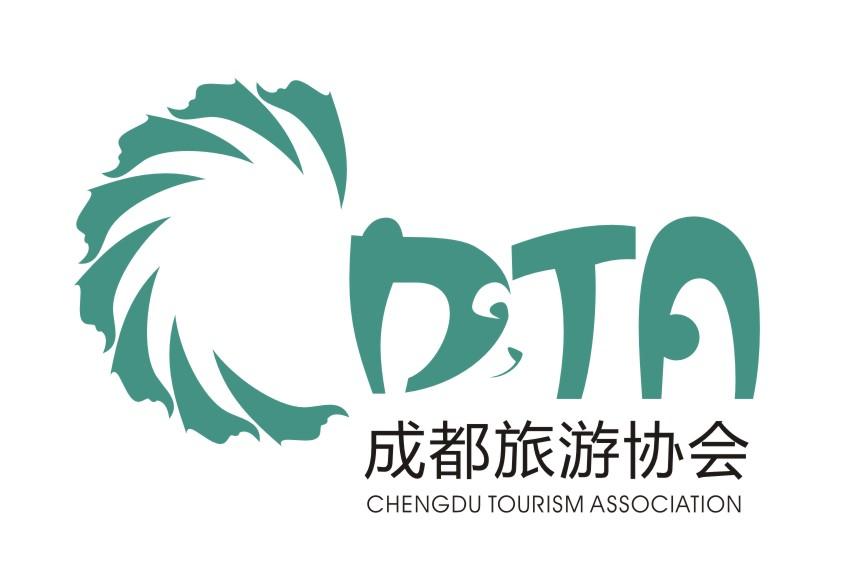 成都旅游协会LOGO标志